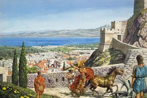 roger-payne ancietn corinth
