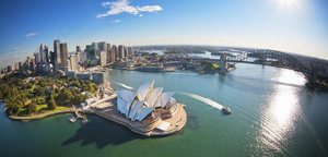 My school was situated at the southern approach to the Sydney Harbour Bridge